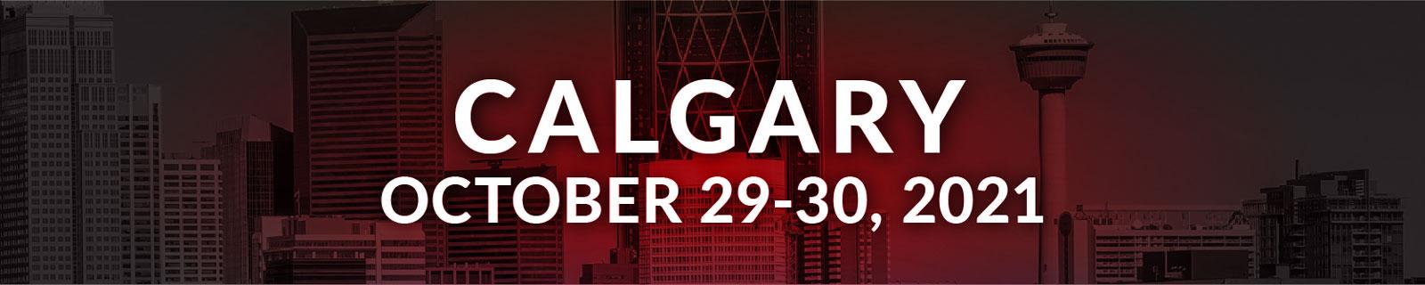 BTF CALGARY - Nov 2-3