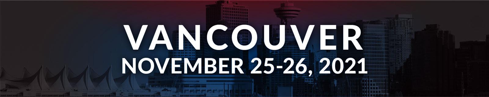 BTF VANCOUVER - Nov 24-25