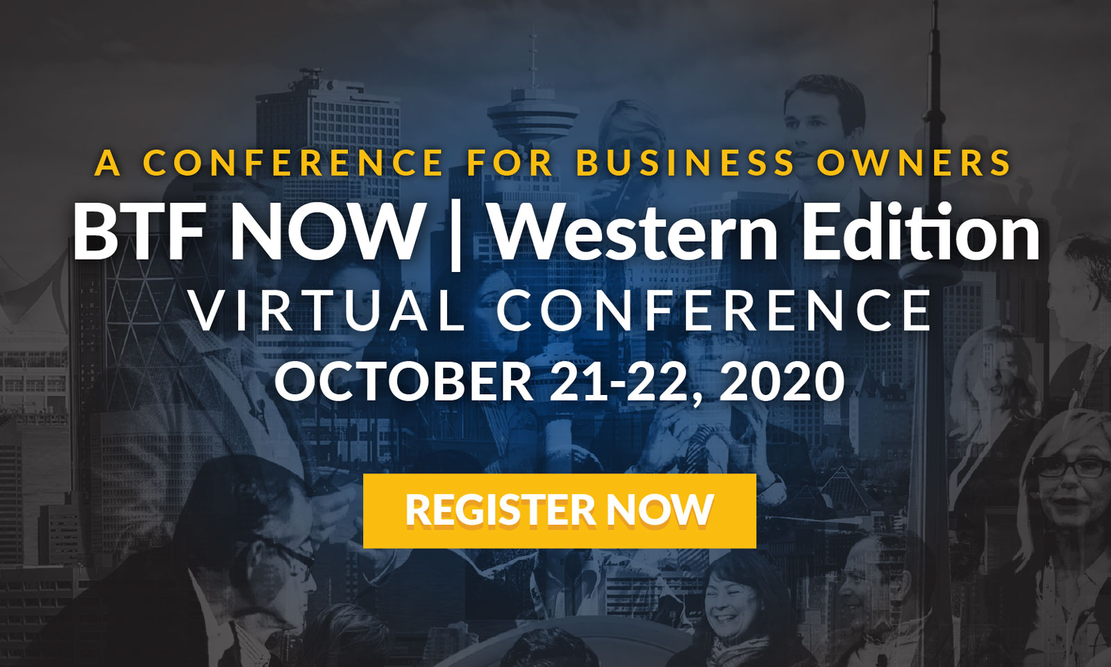 BTF NOW | Western Edition / Virtual Conference - Oct 21-22