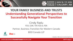 Your Family Business And Family Trusts: Understanding The Benefits And Opportunity