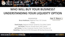Who Will Buy Your Business? Understanding Your Liquidity Options