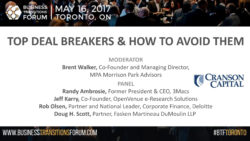 Top Deal Breakers & How To Avoid Them